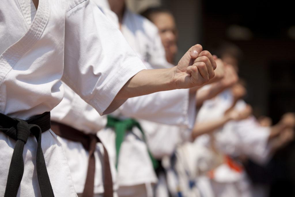Как выбрать секцию для занятия каратэ