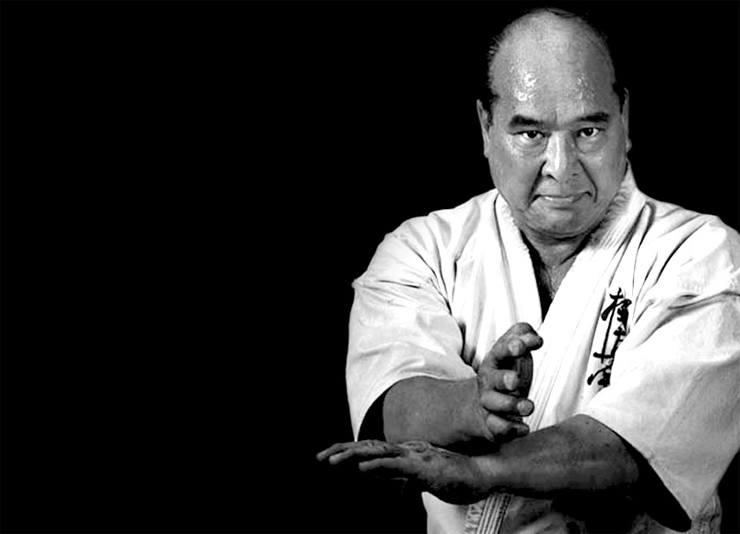 Масутацу Ояма — основатель Киокушинкай каратэ