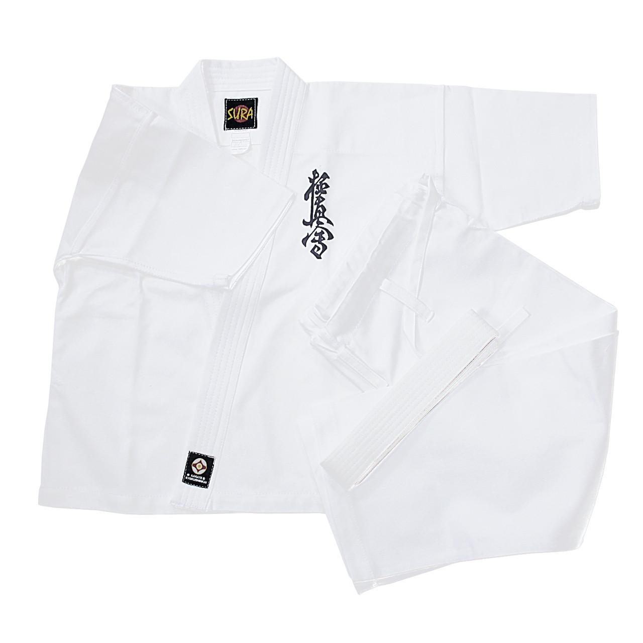 Как выбрать доги (кимоно) для каратэ