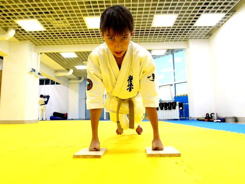 Как каратэ влияет на здоровье